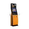 Dual screens touch self service payment kiosk