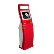 Touch Screen Self-service payment Kiosk, self service check-in / checkout kiosk